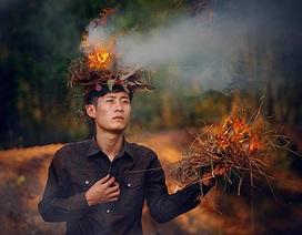 Ấn tượng bộ ảnh chân dung siêu thực của nhiếp ảnh 9X