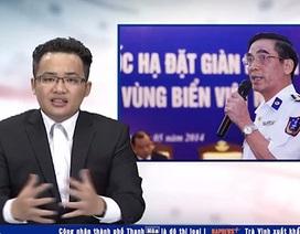 Trung Quốc gây căng thẳng biển Đông mở màn bản tin rap số 12