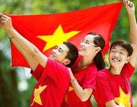 Tự hào màu cờ Tổ quốc cùng bạn trẻ lên tàu Thanh niên Đông Nam Á