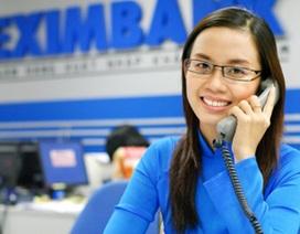 """Eximbank: Tăng trưởng tín dụng âm 3,94%, tổng tài sản """"bốc hơi"""" 28.700 tỷ đồng"""