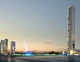 """Chuyển chủ đầu tư dự án """"bom tấn"""" tòa tháp cao nhất Việt Nam"""