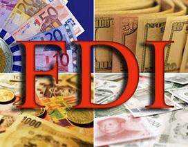 Giải ngân 12,5 tỷ USD vốn FDI trong năm 2014