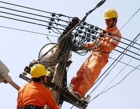 Giá điện rục rịch tăng dưới 10%