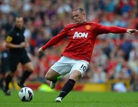 MU không vội để Rooney trở lại thi đấu