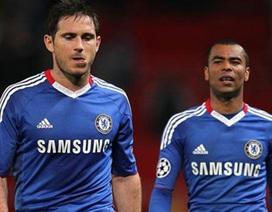 Đàm phán bế tắc, Di Matteo vẫn mong Lampard và Cole ở lại