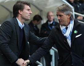 """Man City nhắm """"thuyền trưởng"""" của Swansea thay thế Mancini"""