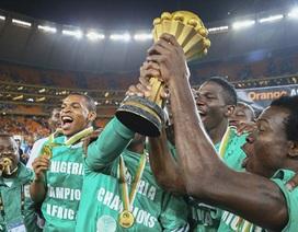 Thắng nhẹ Burkina Faso, Nigeria vô địch CAN 2013