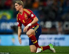 Tây Ban Nha triệu tập đội hình: Torres lại bị bỏ rơi