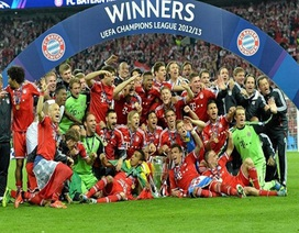 Những khoảnh khắc ấn tượng nhất ở Champions League 2012/2013