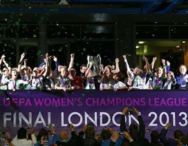 Người Đức thống trị châu Âu: Vô địch cả Champions League…nữ