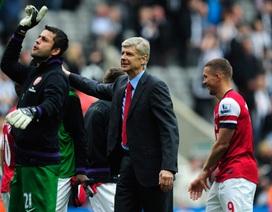 Được dự Champions League, Wenger hết lời ca ngợi học trò