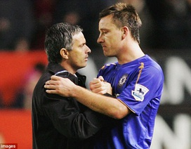 Mourinho trở lại, John Terry vẫn giữ được băng thủ quân