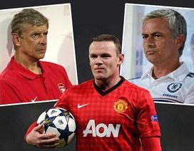 """Arsenal và Chelsea """"quyết chiến"""" vì Wayne Rooney"""