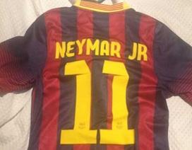 Thiago Alcantara ra đi, Neymar tiếp quản số 11 ở Barca