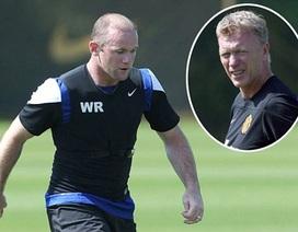David Moyes khẳng định sẽ giữ chân được Rooney
