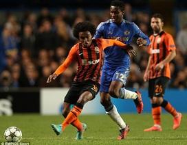 Vị trí nào cho Willian ở Chelsea?