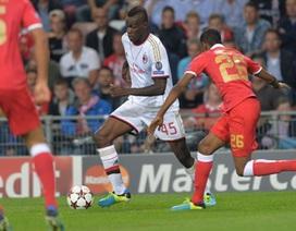 Play-off Champions League: AC Milan hòa khó nhọc, Lyon thua tan nát