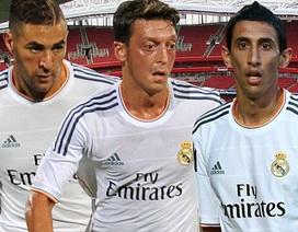 """Arsenal tính """"nổ bom tấn"""" với bộ ba của Real Madrid"""