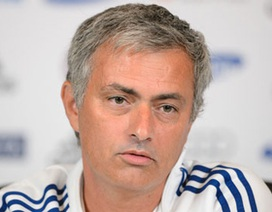 Mourinho tự tin sẽ đăng quang Premier League 2013/2014
