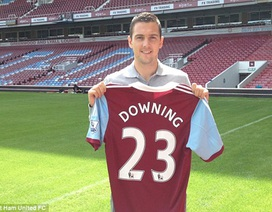 """Liverpool """"cắn răng"""" chịu lỗ để đuổi Stewart Downing"""