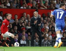 Mourinho chờ Rooney dứt điểm chuyện tương lai