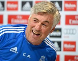 Ancelotti phá dớp khởi đầu đen đủi của Mourinho tại Real Madrid