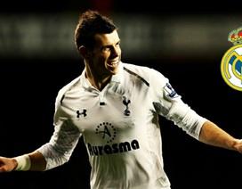 """""""Bom tấn"""" đã nổ: Real Madrid chính thức có Gareth Bale"""