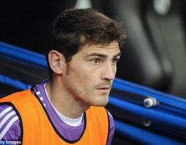 "Ancelotti ""ban ơn"" cho Casillas ở Champions League"