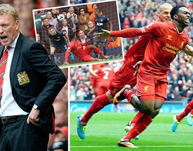 """Những khoảnh khắc Liverpool bắt MU nếm """"trái đắng"""" ở derby nước Anh"""