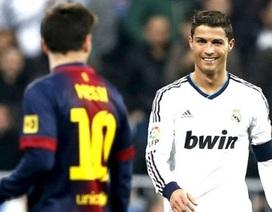 Góc thống kê: C.Ronaldo bùng nổ hơn Messi trong năm 2013