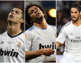 """Real Madrid méo mặt vì """"cơn bão chấn thương"""" trầm trọng"""