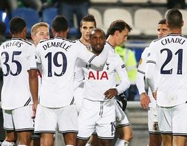 "Europa League: Tottenham, Swansea tiếp tục ""hát khúc khải hoàn"""