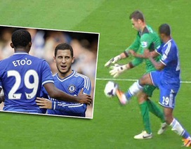 """Chelsea thừa nhận """"ăn may"""" trước Cardiff"""