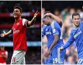 """Nhìn lại ngày vui của hai """"ông lớn"""" London Arsenal - Chelsea"""