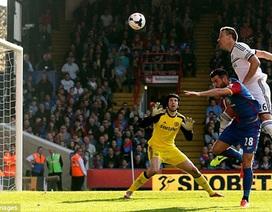 Terry thành tội đồ, Chelsea thua đau Crystal Palace