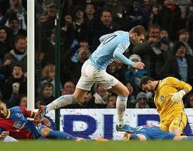 Crystal Palace - Man City: Còn chút gì để hi vọng?