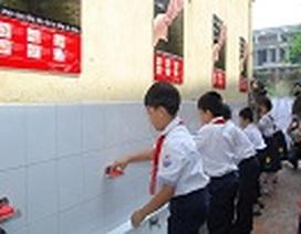 Rửa tay với xà phòng: Thói quen nhỏ, lợi ích lớn
