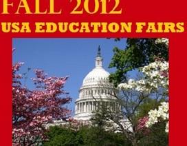 Triển lãm du học Mỹ mùa Thu 2012 cùng AMVNX - AECT