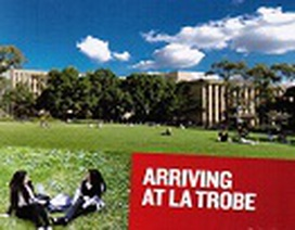 Tháng tư vấn du học ĐH La Trobe, Melbourne