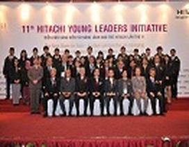 Sáng kiến Tài năng Lãnh đạo Trẻ Hitachi lần thứ 12 tiếp nhận hồ sơ đăng ký