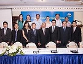 Họp báo ra mắt công ty sản phẩm tiêu dùng hàng đầu Thái Lan