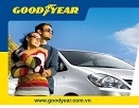 Goodyear: Mua 3 lốp xe ô tô tặng 1 lốp