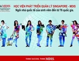 Hội thảo chia sẻ bí quyết du học thành công tại MDIS – Singapore