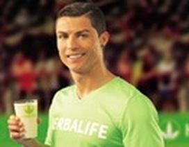 5 năm tiếp theo của Ronaldo: Có mặt Herbalife