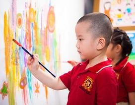 Trẻ tự tin và năng động với chương trình mầm non tại VAS