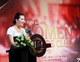 Women Leaders Club thu hút hơn 500 Nữ Doanh nhân