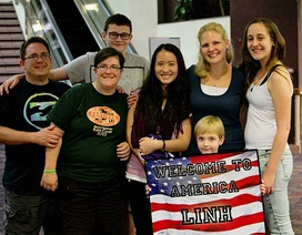 Học bổng Giao lưu Văn hóa Trung học Công lập tại Mỹ năm 2014 – những thắc mắc của teen Việt