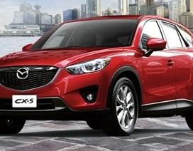 Vina Mazda ưu đãi lớn cho các dòng xe Mazda trong tháng 11