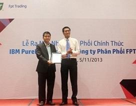 FPT chính thức phân phối sản phẩm IBM PureFlex System