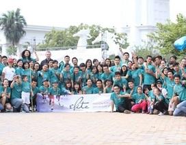 Dàn sao Việt chạy vì trẻ em